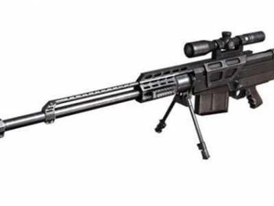 """连发""""大炮""""AS50 cf狙击连发"""