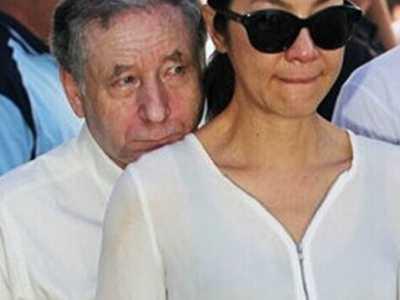 法拉利总裁以女婿身份戴孝送别杨紫琼父亲 杨紫琼爸爸这幺多老婆