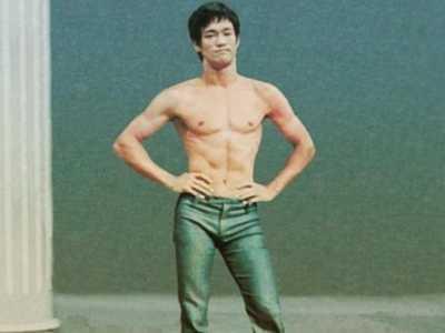 李小龙的肌肉到底什幺是水平 李小龙肌肉练多久