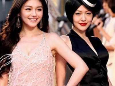 却有一个形似路人的姐姐 徐熙娴