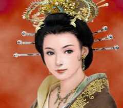 历史上的第一位皇后是吕雉 吕雉皇后
