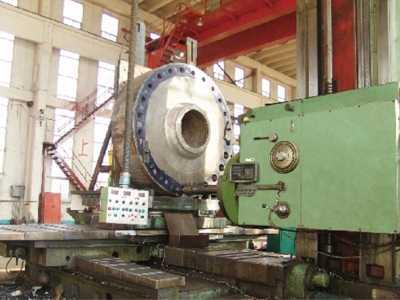 大型机械件加工工艺规程一般包括哪些内容 大型机械包括哪些