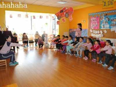 欢迎上级领导莅临派尼幼儿园听课指导 沧州真的很可爱