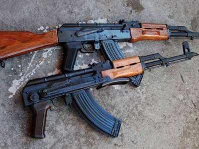 为何被我国全面淘汰 ak47突击步枪