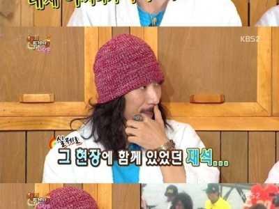 jk 节目录制中和妻子尹美莱吵架 tiger