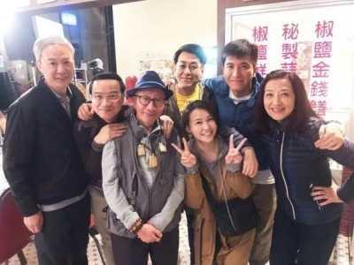 TVB绿叶演员60天激瘦45KG sunday好戏王