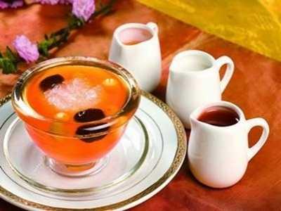 七款可以调节内分泌失调的花草茶 男生调节内分泌的花茶