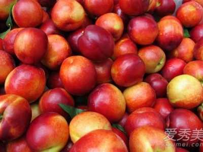 吃油桃的好处和坏处 孕妇能吃油桃吗