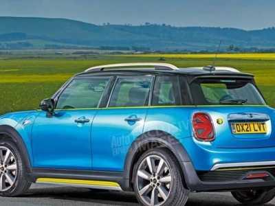 全新平台打造MINI新款SUV渲染图曝光 mini最大suv车型
