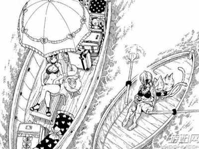 妖精的尾巴第13话 妖精的尾巴13