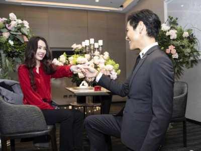 刚求婚成功郭碧婷就出事 向佐女友