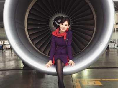 人美是非多 香港空姐