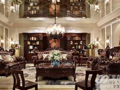 高端美式家具的特点有哪些 美式家具的高贵在哪里