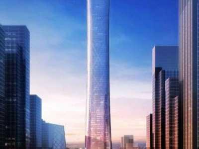 北京第一高楼中国尊 北京最高建筑排名