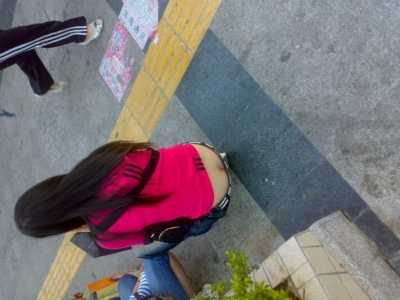 女低腰裤低到露了毛 低腰裤图片