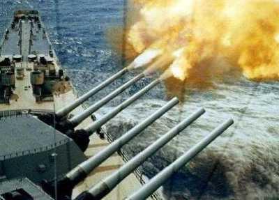 二战纳粹海军主火力战舰 二战最有名航母