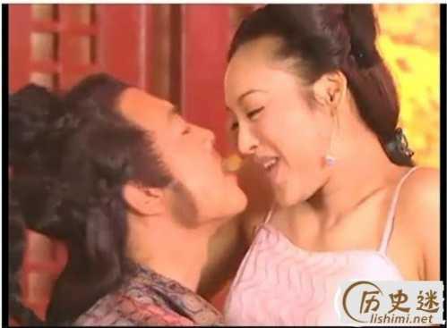 秦始皇母亲的情人是谁 赵姬