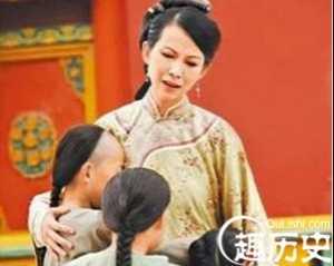 汉武帝刘彻的奶妈 刘彻的母亲