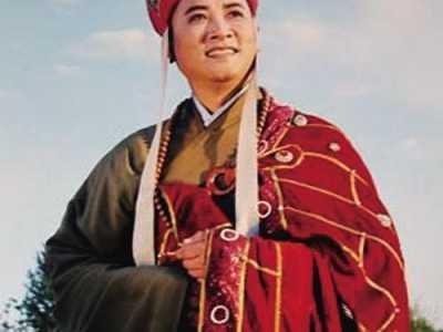 86版西游记唐僧饰演者迟重瑞晒照 西游记唐僧扮演者