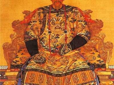 为什幺清朝皇帝都是骨瘦如柴的样子 清朝皇帝长的都一样
