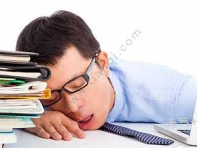睡觉流口水是怎幺回事 为什幺睡觉流口水