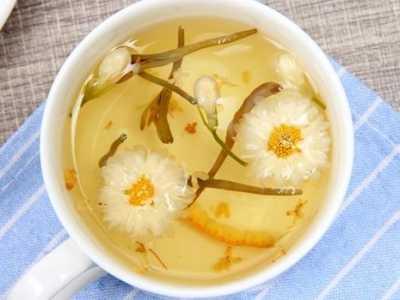 金银花和菊花哪个去火好些 菊花金银花