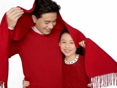 李彦宏带着女儿来拜年 李彦宏的女儿