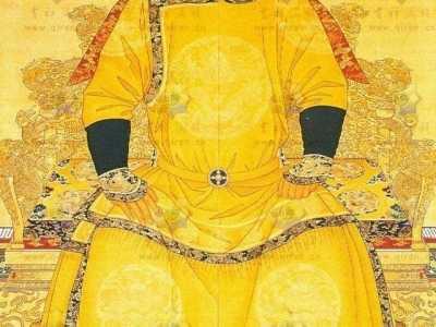 清朝历代皇帝画像 清朝的历代皇帝