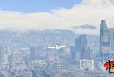 GTA5PC版开飞机躲避导弹方法分享 gta5飞机导弹