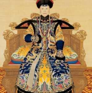 清朝最幸福的皇太后 孝圣宪皇太后