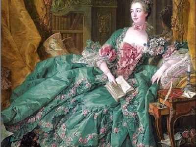 路易十五的第二情妇 路易十五广场