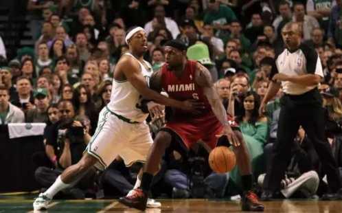 2012年NBA东部决赛 热火vs凯尔特人