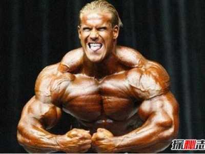 世界上最壮的人排名 罗尼库尔曼