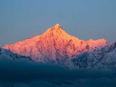 第一是我国最难登的山之一 云南最高的山峰是什幺
