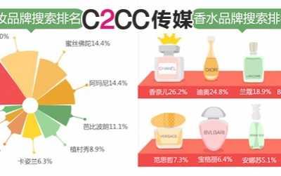 美容行业大数据报告 美容数据图