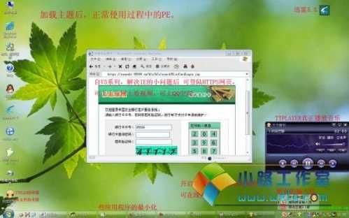 老毛桃WinPE小马强化版V5.3版 小马v6.3
