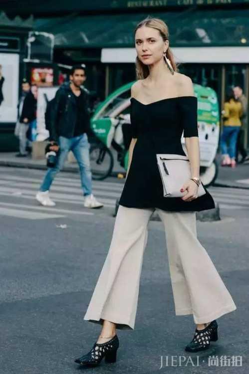 今年最流行的四种穿搭再不知道就OUT了 欧美街拍