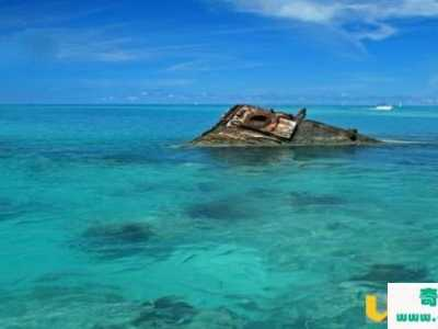 暗藏海底金字塔 百慕达三角洲