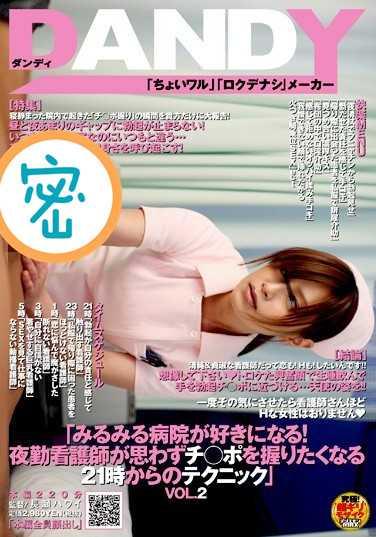 作品全集 番号dandy-145封面